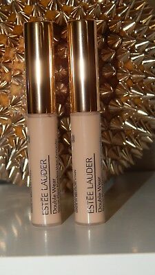 💕Estee Lauder Double Wear Stay in Place Concealer 02 Light Medium 2x1,9 ml  💕