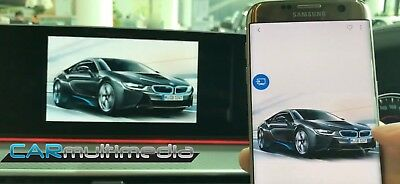 BMW NBT EVO IDRIVE5/6 Android Screen Mirroring Activation via USB  Bargain Price