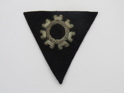 Original Wwii Italian Made Aaf Engr Specialist Patch