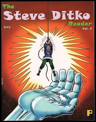 THE STEVE DITKO READER VOLUME 2 Pure Imagination Softcover Book