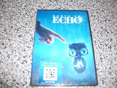 Family Movie: Earth To Echo!! Brand New & Factory Sealed!