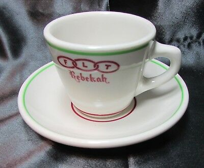 Syracuse China Restaurant Ware- Rebekah - cup with saucer