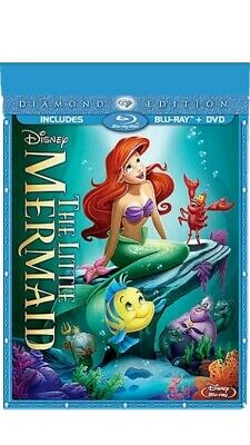 The Little Mermaid DVD 1