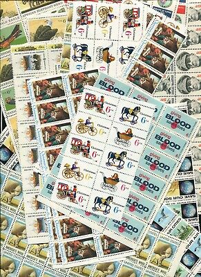 U.s. Discount Postage Lot Of 400 6¢ Stamps, Face $24.00 Selling For $18.00