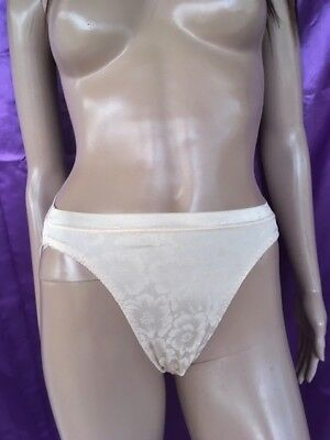 Vtg Victoria's Secret Gold Label Panties Sz  S