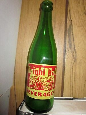 Bright Belt Beverages 12oz Y-R acl soda pop bottle Suburban Club Lynchburg VA