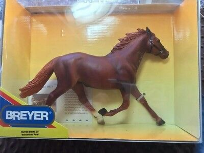 "Breyer Horse #1185 ""Pacer Strike Out"" -New in Box"