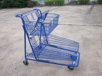 SHOPPING TROLLEY -  Large pick up in Castle Hill 2154
