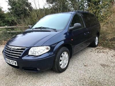 Chrysler grand voyager stow and go diesel automatic
