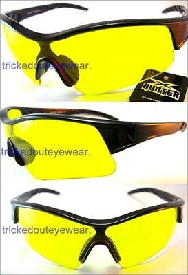 GHOST HUNTING GLASSES YELLOW LENS BRIGHTEN NIGHT VISION paranormal equipment.