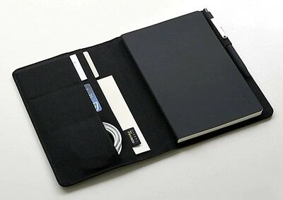 New Executive NoteBook Card Slot Wallet Book for Office & Travel with a Gift
