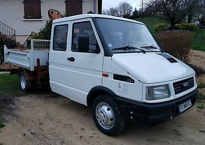 Iveco daily 35 8 benne