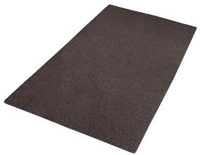 NOTRAX 266S0046BR Carpeted Entrance Mat,Brown,4ft. x 6ft.