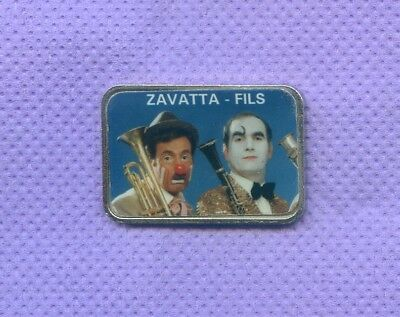 Rare Pins Clown Zavatta R555