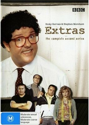 [DVD] Extras: The Complete Second Series (Region 4)