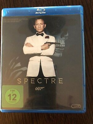 Spectre - James Bond 007 - Blu-Ray - Neuw