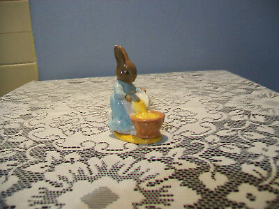 Beswick Beatrix Potter Cecily Parsley a Lovely figure with no damage