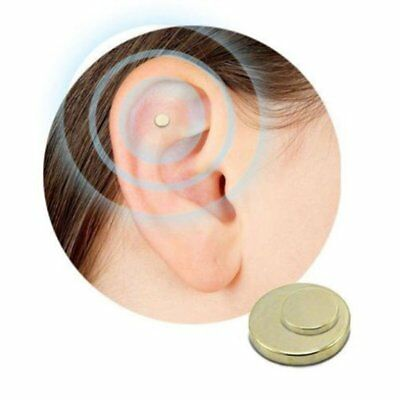 3x Smoking Quit Magnet Smoking Cessation Device Magnetic Auricular Therapy RY