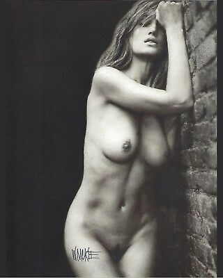 Charcoal Drawing       Nude Study  10