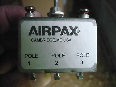 Lot of 44 New Sensata AirPax AP112-1-51-201 Circuit Breaker .2 Amp 50 volts