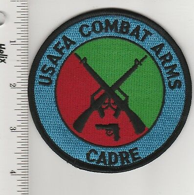 US Air Force Subdued Patch USAF Academy Combat Arms Cadre