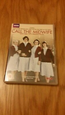 Call The Midwife - Series 3 - Complete (DVD, 2014, 4-Disc Set) 2013 xmas special