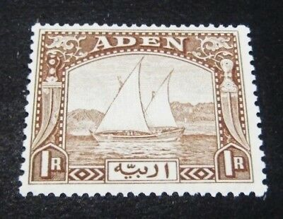 nystamps British Aden Stamp # 9 Mint OG NH $58