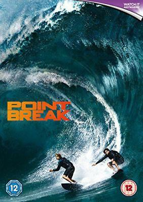 Point Break [DVD] [2016], DVD, New, FREE & Fast Delivery