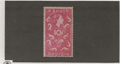 South Georgia Sc# 14 Mng Stamp