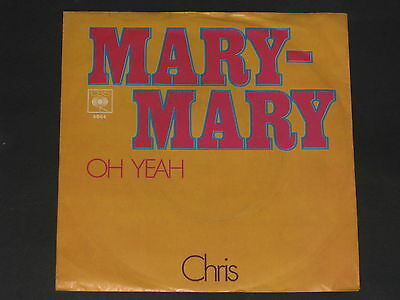 7-Single-Schlager-CHRIS-Mary-Mary