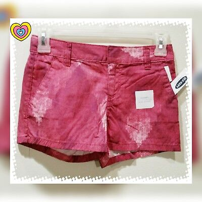 Girls' Old Navy Hot Pink Shorts Size 8