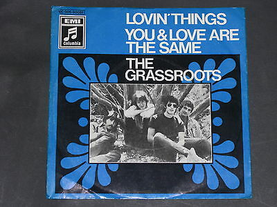 7-Single-Beat-THE GRASSROOTS-Lovin' Things