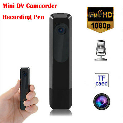 Mini C181 HD 1080P DV Camera Voice Video Recorder Camcorder Pen Camera New