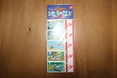Duostamp Peyo Schtroumpf  Smurf   1958 - 2008  neuf, sous blister