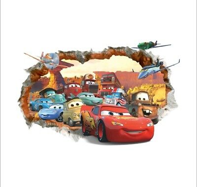 Dessin Animé Cars Mcqueen Chick Hicks Characters 1 64 Modele