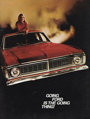 Ford Going Ford Is Going Thing!, Brochure, Ford Sales Company Of Australia Ltd.