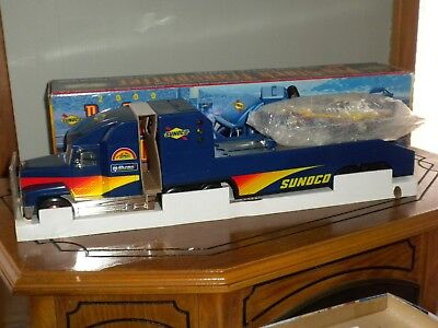 2000 Sunoco Pro-Stock Transporter Truck w/Stock Car Electronic Propulsion ~  NEW