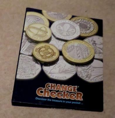 Change Checker  Coin Album And Pages