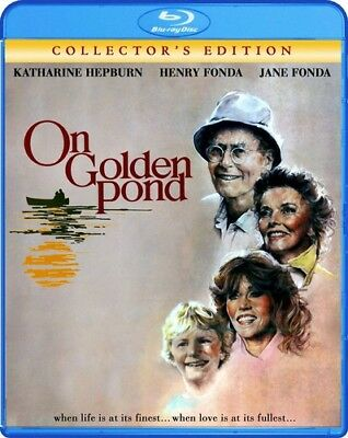 On Golden Pond (Collector's Edition) [New Blu-ray] Collector's Ed, Widescreen