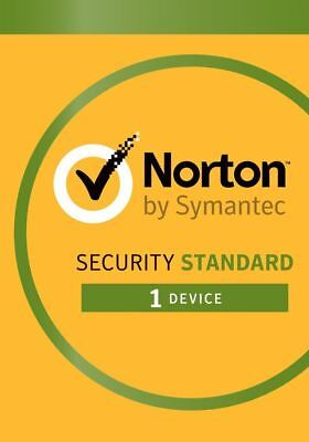 Norton Internet Security Standard 2019 1 Device 3 Years / 36 months Emailed Key