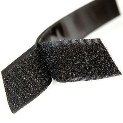 19mm Self Adhesive Hook and Loop Fastener Tape Fastening Sticky Velcro Strips