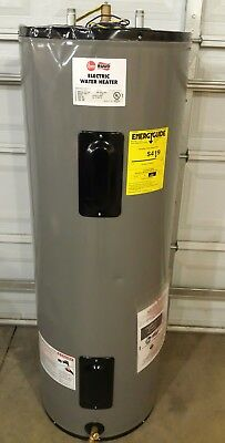 New Ruud ELD52-C 3 PH electric Water Heater 50 G Scratch & Dent