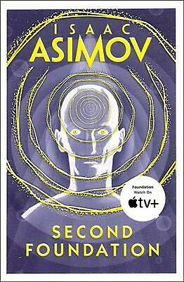 Second Foundation by Isaac Asimov Paperback Book Free Shipping!
