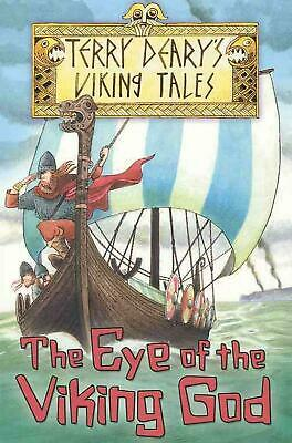 Eye of the Viking God by Terry Deary Paperback Book Free Shipping!