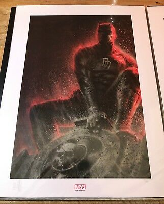 DAREDEVIL The Man Without Fear Art Print by SIDESHOW COLLECTIBLES!