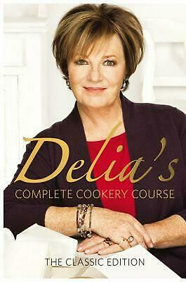 Delia's Complete Cookery Course by Delia Smith (English) Hardcover Book Free Shi