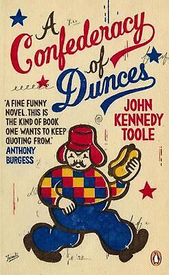 Confederacy of Dunces by John Kennedy Toole (English) Paperback Book Free Shippi