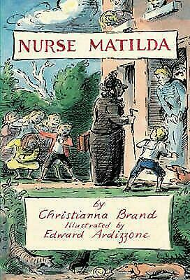 The Collected Tales of Nurse Matilda by Christianna Brand Paperback Book Free Sh