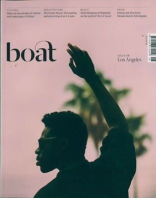 Boat - Issue 8 - Los Angeles