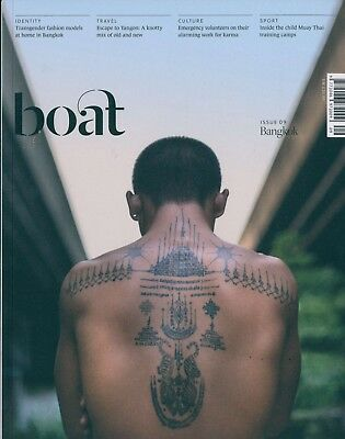 Boat - Issue 9 - Bangkok